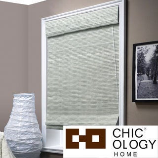 Charming Jade Roman Window Shade