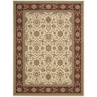 Nourison Persian Crown Cream Rug (7'10 x 10'6)