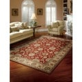 Nourison Persian Crown Red Rug (5'3 x 7'4)