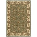 Nourison Persian Crown Green Rug (9'3 x 12'9)