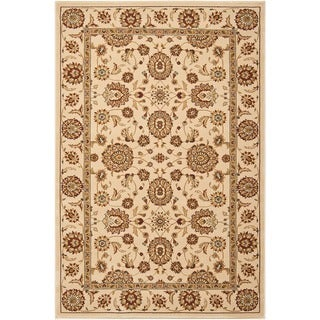 Nourison Persian Crown Ivory Rug (7'10 x 10'6)