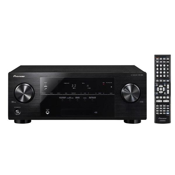 Pioneer VSX-822-K 3D Ready A/V Receiver - 5.1 Channel - Black