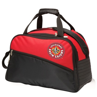 Picnic Time Tundra Red Univerity of Louisiana Ragin Cajuns Insulated Cooler