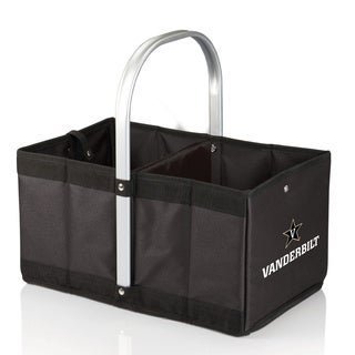 Picnic Time Vanderbilt University Commodores Black Urban Basket