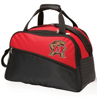 Picnic Time University of Maryland Terrapins / Terps Red Tundra Insulated Cooler