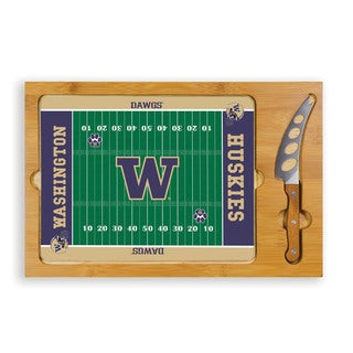 University of Washington Huskies Icon Cheese Tray
