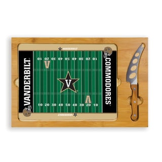 Vanderbilt University Commodores Icon Cheese Tray
