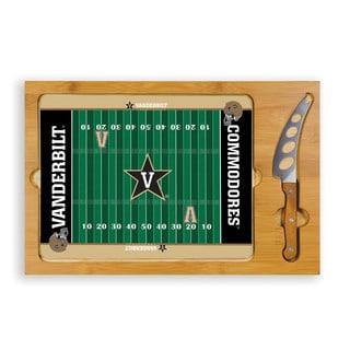 Vanderbilt University Commodores Icon Cheese Tray