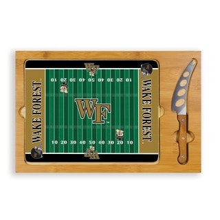 Wake Forest University Demon Deacons Icon Cheese Tray