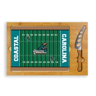 Picnic Time Coastal Carolina University Chanticleers Icon Cheese Tray
