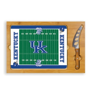Picnic Time University of Kentucky Wildcats Icon Cheese Tray