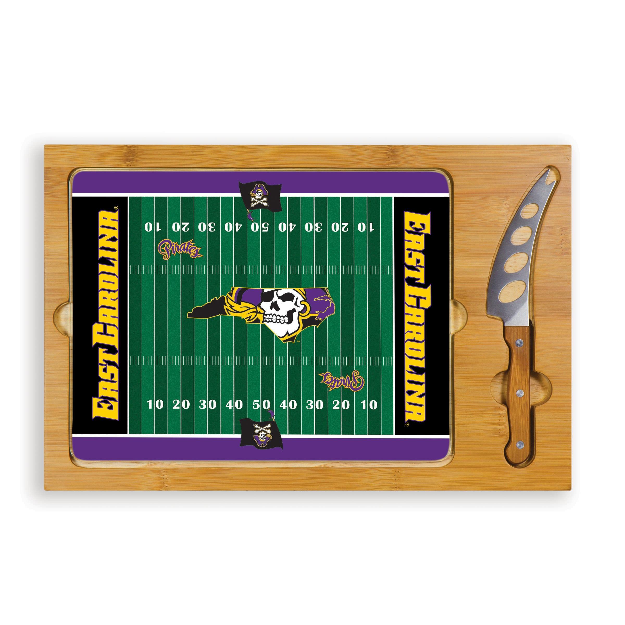 Picnic Time East Carolina University Jolly Roger Icon Cheese Tray at Sears.com