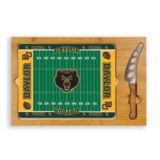 Picnic Time Baylor University Bears Icon Cheese Tray