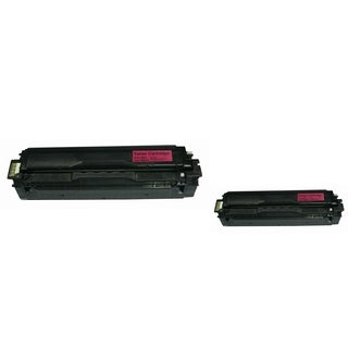 BasAcc Toner Cartridge Compatible with Samsung CLP-415NW/ CLP-4195FW (Pack of 2)