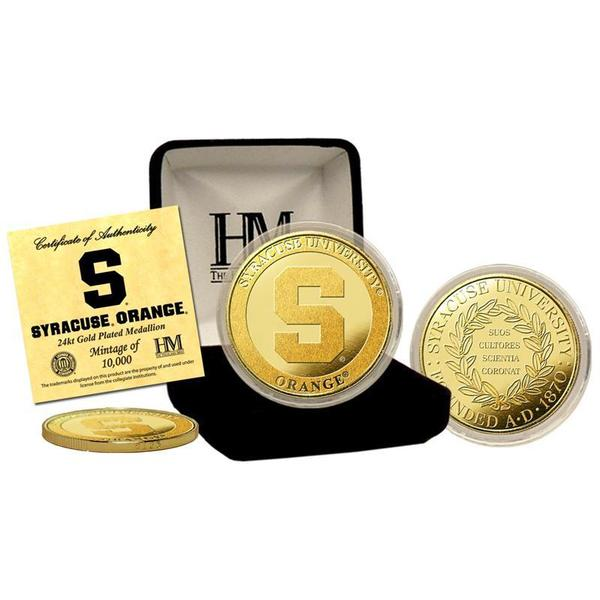 Syracuse University Gold Coin