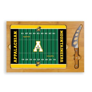 Picnic Time Appalachian State University Mountaineers Icon Cheese Tray