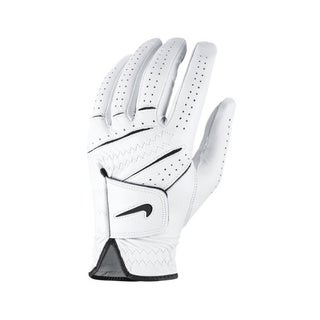 Nike Men's Tour Left Hand Classic Regular White Golf Glove