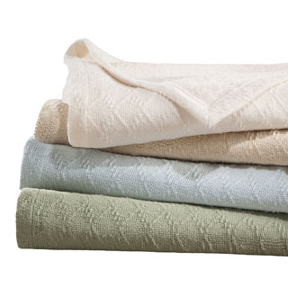 Comfort Classics Freshspun Cotton Blanket