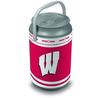 University of Wisconsin Badgers Mega Can Cooler