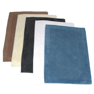 Nautica Reversible Cotton 2-piece Bath Rug Set