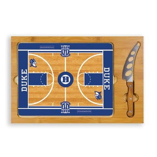 Picnic Time Duke University Blue Devils Icon Cheese Tray