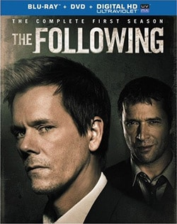 The Following: The Complete First Season (Blu-ray/DVD)