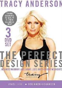 Tracy Anderson: Perfect Design Series: Sequence 1-3 (DVD)