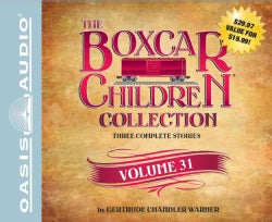 The Boxcar Children Collection: The Mystery at Skeleton Point, the Tattletale Mystery, the Comic Book Mystery (CD-Audio)