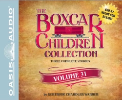 The Boxcar Children Collection: The Mystery at Skeleton Point / the Tattletale Mystery / the Comic Book Mystery (CD-Audio)