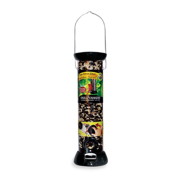 2-port Mixed Seed Bird Feeder