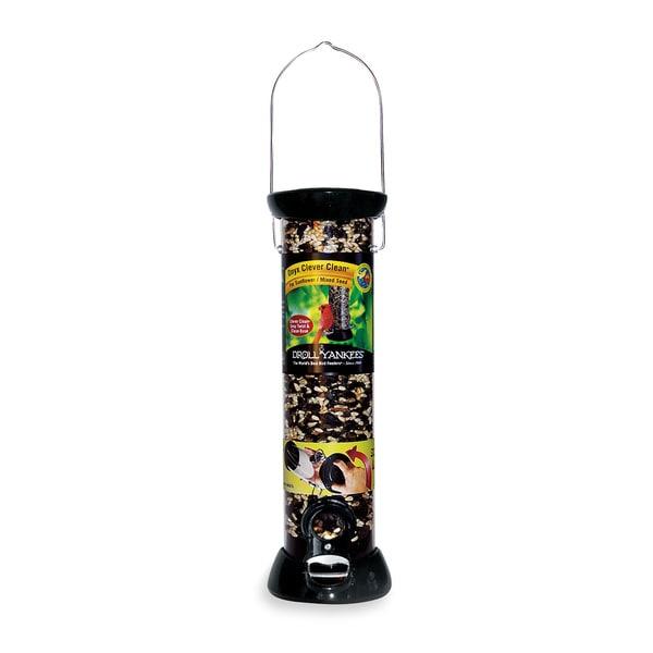 2-port Mixed Seed Bird Feeder