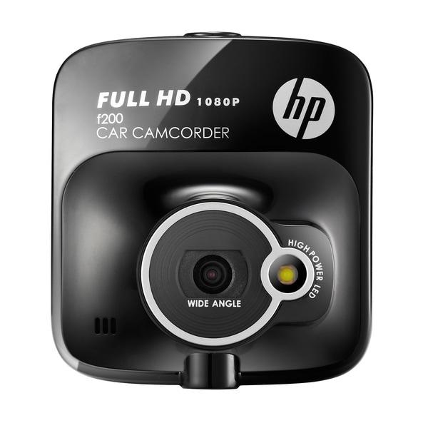 HP f200 Car Camcorder