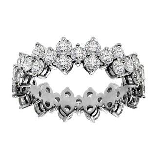 14k/18k Gold or Platinum 2.5ct TDW Diamond Ring (F-G, SI1-SI2)