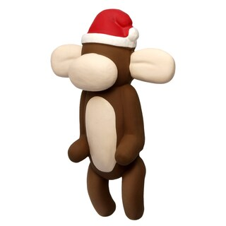 Charming Pet Balloon Mini Monkey Dog Toy