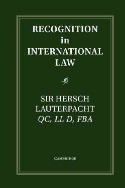 Recognition in International Law (Paperback)