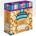 Nostalgia Electrics KCPP5 5-Packet Pre-Measured Kettle Corn Kit