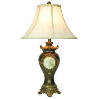 Handcrafted Bronze Antique Table Lamp