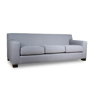 Cassandra Premium Linen Down Wrapped Sofa