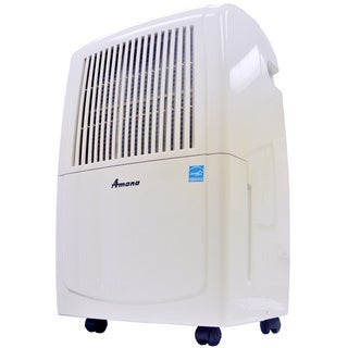 Amana DM70E 70-Pint Portable Energy Saving Electronic Air Dehumidifier (Refurbished)