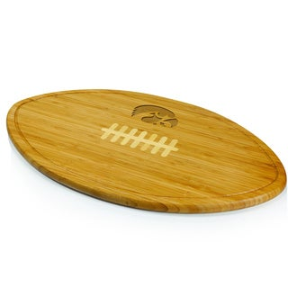 Picnic Time Kickoff University of Iowa Hawkeyes Engraved Cutting Board
