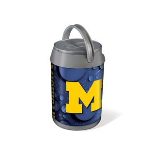 Picnic Time University of Michigan Wolverines Mini Can Cooler