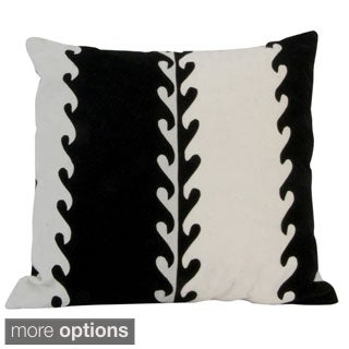 Black and White Pillow (Peru)
