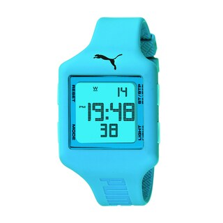 Puma Men's Digital Stopwatch Sports Watch