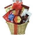Christmas Joy Sugar Free Holiday Gift Basket