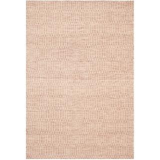 Safavieh Hand-woven Sumak Rust Wool Rug (6' x 9')