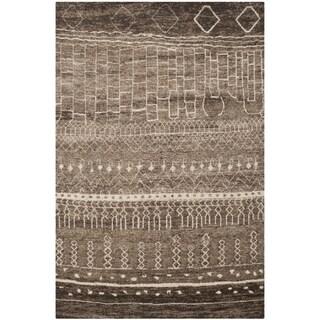 Safavieh Tunisia Brown Rug (5'1 x 7'6)