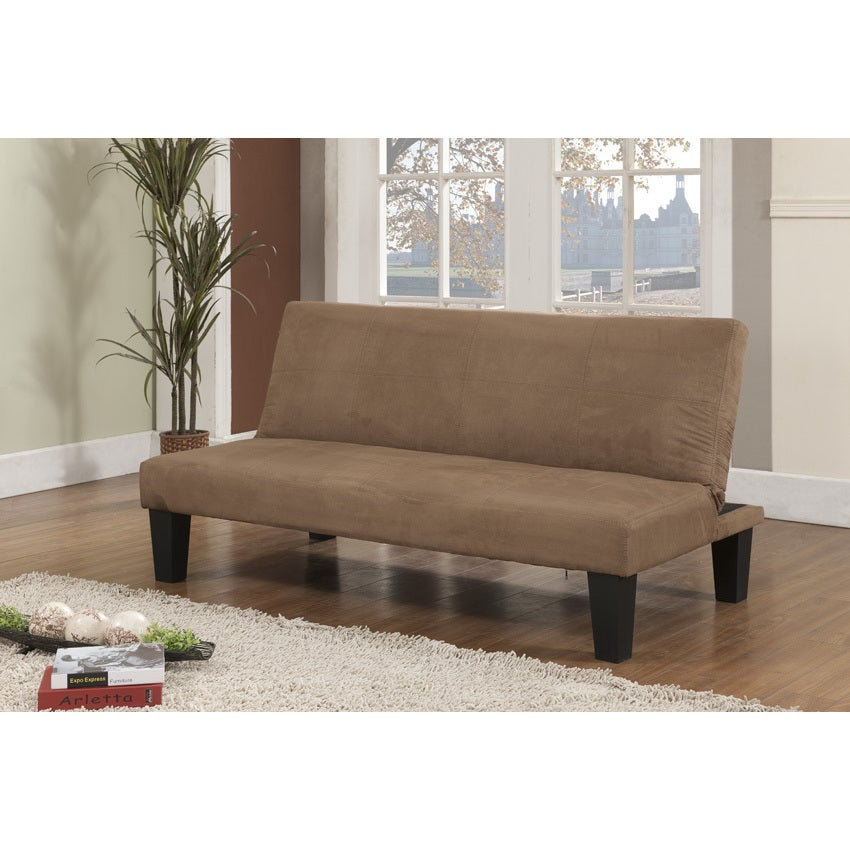K&B Beige Klik-Klak Sofa Bed at Sears.com
