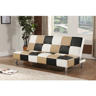 K&B Multi-color Klik-Klak Sofa Bed