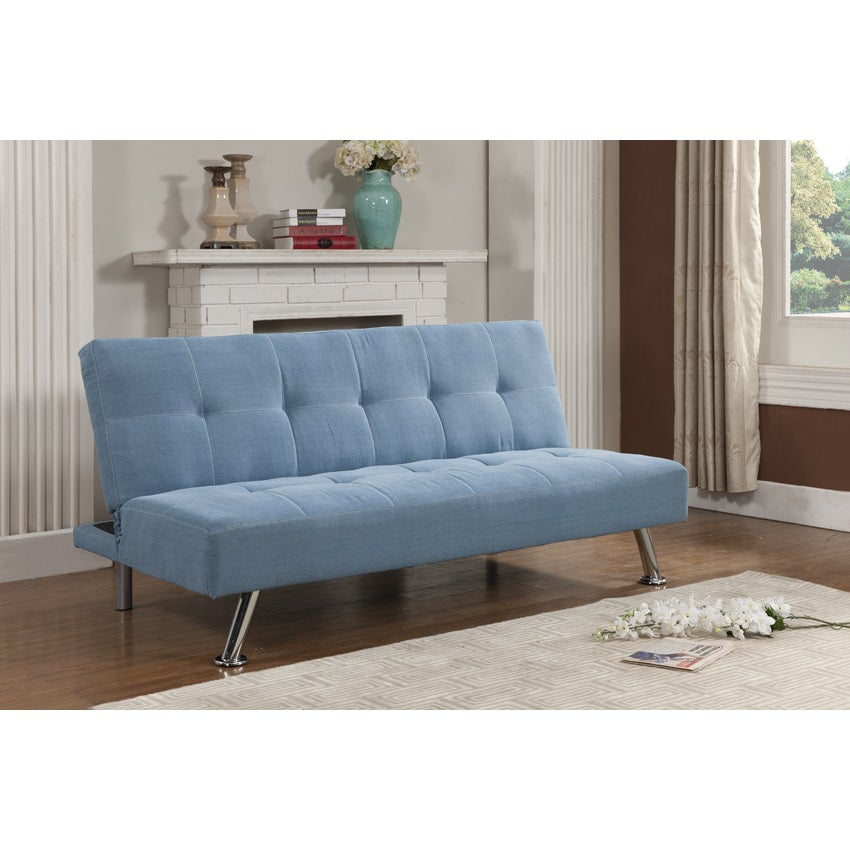 K&B Blue Klik Klak Sofa Bed at Sears.com