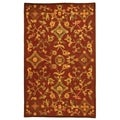 Safavieh Handmade Imperial Multicolored Wool Rug (10' x 14')